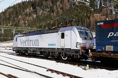 PCW 193 901-6 Lokomotion, Schiebelok Brenner (michaelgoll777) Tags: siemens lokomotion vectron br193