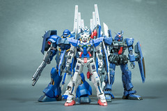 MG Geara Doga 1/100 scale (KayOne73) Tags: mobile sunrise toy robot model nikon hobby mg plastic suit neo gundam bandai 1100 doga gunpla plamo d600 zeon geara