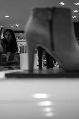 Women and shoes - an endless story ! (horst_fischer56) Tags: germany deutschland women shoes streetphotography story frau schuhe mannheim endless geschichte badenwürttemberg planken endlos strasenfotografie fujixpro1