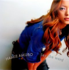 2001.08.08_Say-the-word-vinyl (2) (Namie Amuro Live ) Tags: namie amuro cover singlecover  saytheword