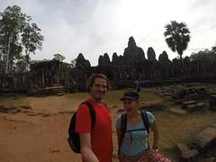 Photo de 14h - Temples d'Angkor  (Cambodge) - 04.01.2015