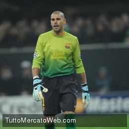 Manchester United, colpo Valdes: firma un contratto fino al 2016