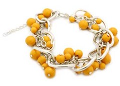 Sunset Sightings Yellow Bracelet P9440A-5
