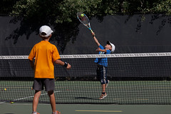 Whistler Tennis Academy Recreational Kids Camps (Week 9 Aug 26 2014)