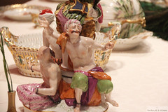 Figurines of exotic males (Canadian Pacific) Tags: shirtless man holland male men netherlands dutch amsterdam museum north fine nederland royal imperial 51 hermitage figurine russian porcelain amstel tableware noord koninkrijkdernederlanden aimg1377 diningwiththetsars