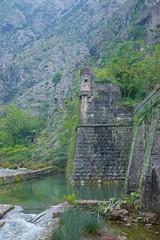Montenegro - Kotor (Herculeus.) Tags: mountains water spring europe towers walls defense oldcity montenegro adriaticsea kotor 5photosaday