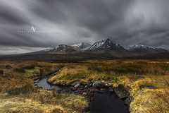 Brute Force (ram rugas) Tags: scotland highlands glencoe coldweather endofwinter snowcappedmountains springseason strongwinds glencoemountains