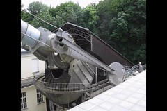 Great Refractor of the Archenhold Observatory, Berlin (herbraab) Tags: berlin observatory telescope astronomy treptow refractor canonpowershota520 archenholdobservatory