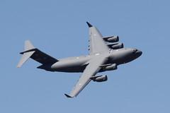 08-0003 C-17A Globemaster III NATO @ Ysterplaat 24-Sep-2010 by Johan Hetebrij (Balloony Dutchman) Tags: iii 03 papa c17 boeing globemaster douglas nato 2010 mcdonell aad ysterplaat mdd c17a 080003