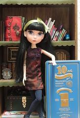 Midori Traveler's Notebook mini (Eurynome101) Tags: emily tonner midoritravelersnotebook maudlynnemacabre