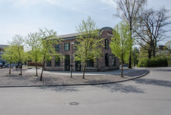 Office building (AstridWestvang) Tags: street building industry architecture telemark skien