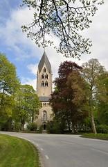 Dalhems kyrka, Gotland (Bochum1805) Tags: church sweden churchtower gotland kyrka dalhem kyrktorn