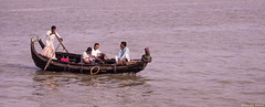 Boatride. (Fazley Rabby) Tags: landscape boat raw olympus epl6