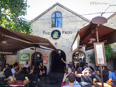 The Frog at Bercy Village (eutouring) Tags: travel paris france pub village frog brewery bercy bercyvillage microbrewery thefrog