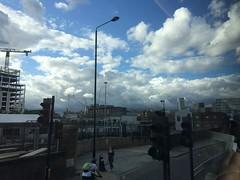 cloud (Phoebe) Tags: blue cloud london kingscross