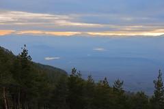 Atardecer en la Sierra del Rincn (Explore) (joseluis.cueto) Tags: madrid blue sunset naturaleza mountains nature azul clouds forest canon landscape atardecer eos tramonto paisaje sierra bosque nubes bluehour paesaggio montaas 6d comunidaddemadrid sierradeguadarrama fantasticnature atardecersunset sierradelrincn horaazul 2470f4 canon6d