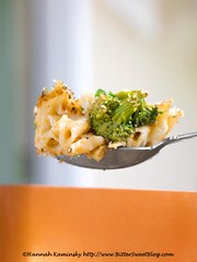 One-Pan Baked Mac and Cheese (2/2 (Bitter-Sweet-) Tags: cooking kitchen pans pots copper equipment tools vegan food savory dinner healthy pasta easy onepot onepan baked breadcrumbs noodles hot broccoli vegetables creamy comfortfood cheese cheesy dairyfree nondairy gluten