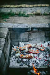 Quick and Easy Ember Grilled Lobster Tails with Shallot Butter Broth by Eva Kosmas Flores (Eva Kosmas Flores) Tags: summer recipe spring outdoor sauce tail butter lobster seafood easy grilling melted quick broth shallot