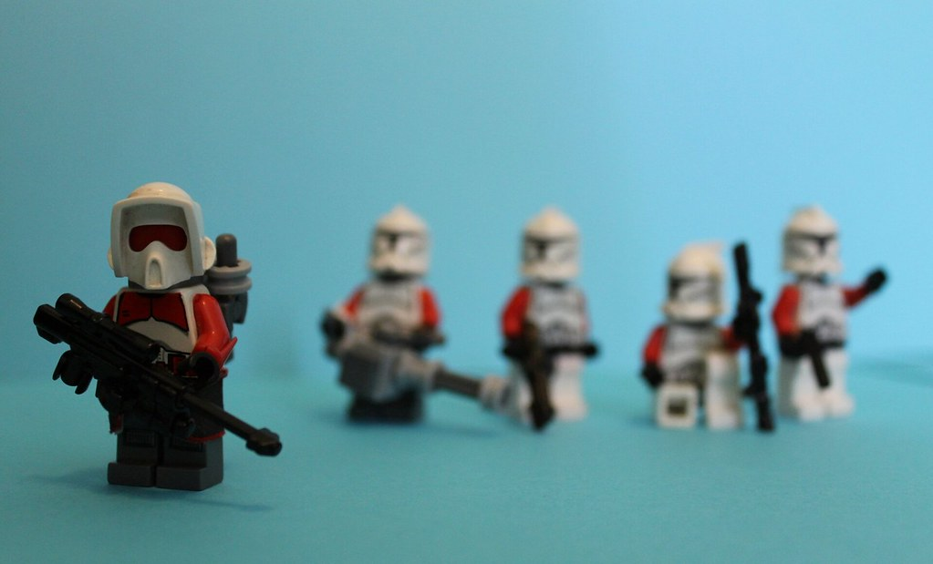 The World's Best Photos of clone and clonearmycustoms