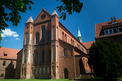 1X4A7416 (Andreas Kobs) Tags: sonne brandenburg kloster backstein lehnin