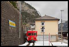 Matterhorn Gotthard Bahn 51, Gschenen 22-02-2016 (Henk Zwoferink) Tags: road train und outdoor vehicle matterhorn 51 bahn uri henk zwitserland gotthard lokomotiv slm schweizerische maschinenfabrik gschenen zwoferink