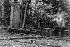 duch_1 (rav851) Tags: cemetery ghost cmentarz duch