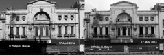 Before and after the scaffolding. (philipgmayer - Thanks for a lot of views.) Tags: cinema liverpool limestreet futurist picturehouse