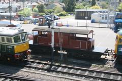 Swanage Railway 17 May 2016 (lozenge57) Tags: uk railway steam dorset swanage locomotives wagons swanagerailway diesels