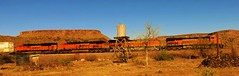The Crozier Drift (Douglas H Wood) Tags: arizona canyon bnsf westbound crozier