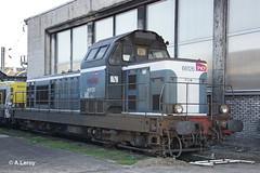 SNCF BB 66126 Chalindrey 09-04-2015 (Alex Leroy) Tags: bb sncf 66126 chalindrey 09042015