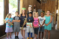 Miss America Betty Cantrell Visit