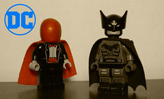 DC Strikeverse Figures: Humble Beginnings (Strike U) Tags: red lego killing joke year batman joker hood zero 1939 the
