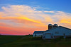 178/366 (local paparazzi (isthmusportrait.com)) Tags: pink blue sunset painterly detail yellow barn landscape eos 50mm prime evening iso200 pod aperture colorful paint pretty raw pastel f14 painted clarity f45 saturation layers usm ef levels sharpness middletonwi 2016 canonraw cr2 50mmf14usm danecountywisconsin 366project photoshopelements7 canon5dmarkii pse7 localpaparazzi redskyrocketman lopaps isthmusportrait