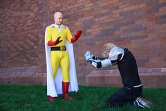 IMG_9938 (firecloak) Tags: male cosplay hero superhero cyborg opm akon genos onepunchman