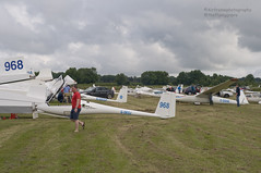 Rigging.... (Air Frame Photography) Tags: uk england flying aircraft airplanes competition gliding glider gliders ls oxfordshire dg shenington bga regionals avgeek realflying