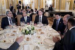 Oficjalny obiad dla krajów partnerskich NATO (Kancelaria Premiera) Tags: premier nato beataszydło szczytnato
