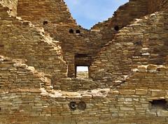 Chaco Culture National Historical Park (Jasperdo) Tags: chacoculturenationalhistoricalpark chacoculture nationalparkservice nps chacocanyon newmexico pueblodelarroyo ancestralpuebloans pueblo ruins history