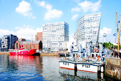 CANNING DOCK SCENE. (tommypatto : Libert, galit, fraternit) Tags: liverpool ships albertdock royalnavy canningdock