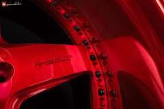 VL550 | Candy Red