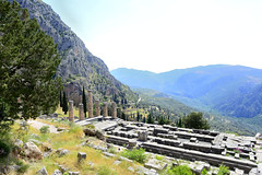 Delfos (vitatus) Tags: oracle ancient delphi greece grecia atenas eurotrip athina apolo athenas delfos