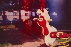 Playground (doctorspider42) Tags: color film analog canon kodak ae1 slide chrome elite program elitechrome extra reversal