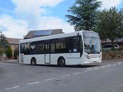 GJ Holmes YY64GWW Asker Lane (Guy Arab UF) Tags: bus buses derbyshire 200 lane alexander dennis holmes gj matlock enviro asker independents e20d yy64gww