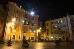 Roma by Night (9) (Yksel85) Tags: nikon rome roma italia piazzadispagna piazzanavona pantheon campidoglio colosseo teatromarcello foriimperiali imperoromano night bynight lungheesposizioni calcata gatto fontana sciee