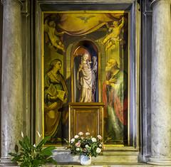20160725_lucca_san_paolino_99v99 (isogood) Tags: lucca lucques renaissance barroco italy tuscany church religion christian gothic artcraft romanesque sanpaolino