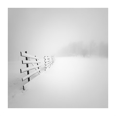 A lonely cold place (ArztG.|Photo) Tags: fresh cold snow lonely moody foggy yup austria atmosphere arztg|photo