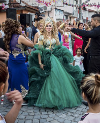 (Sonya Gencheva) Tags: bride gypsy wedding people streetphotography party plovdiv bulgaria travel
