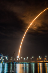 SpaceX Falcon 9 (DonMiller_ToGo) Tags: rocket capecanaveral falcon9 nasa spacex longexposure
