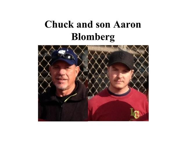 Father & Son Teammates