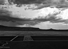 Ansel Inspired in Maseru, Lesotho (DMG_Photography) Tags: maseru lesotho airport runway