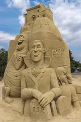 051 - Burgas - Sand Sculptures Festival 2016 - 24.08.16-LR (JrgS13) Tags: bulgarien filmhelden outdoor reisen sand sandscuplturefestivals sandskulpturenfestival urlaub